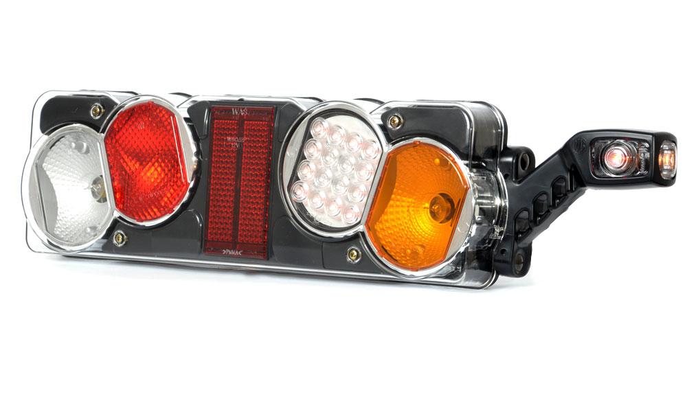 светодиодные задние фонари для грузовиков в интернет-магазине